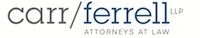 Carr and Ferrell LLP